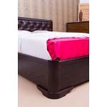 Кровать Олимп Милена с мягкой спинкой