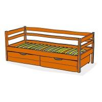 Односпальные кровати (Тип кровати Односпальная кровать)