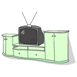 Стенки, ТВ тумбы