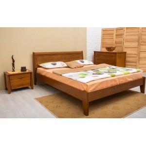 Кровать Сити без изножья, , 4 595 грн., 198, Олимп, Кровати из дерева