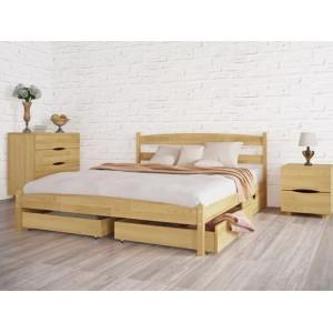 Кровать Лика Олимп, 2, 3 098 грн., 2, Олимп, Кровати из дерева