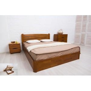 Кровать София Люкс, , 7 100 грн., 209, Олимп, С нишей для белья