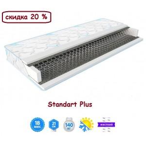 Standart Plus, , 2 288 грн., 51, Sleep & Fly, Матрасы