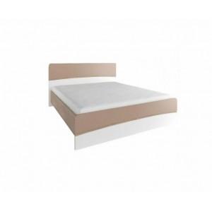 Кровать Капучино Феникс, , 2 880 грн., 270, Феникс, Кровати из ДСП и МДФ