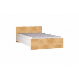 Кровать Вуд Феникс, , 1 904 грн., 269, Феникс, Кровати из ДСП и МДФ