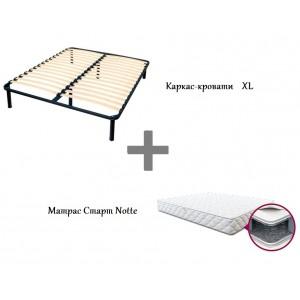 Матрас Старт + кровать XL, , 2 269 грн., 109, Come-for, Кровать + матрас