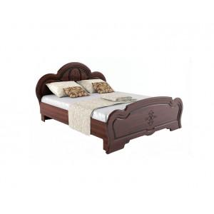 Кровать Каролина Сокме, , 3 257 грн., 265, Сокме, Кровати из ДСП и МДФ
