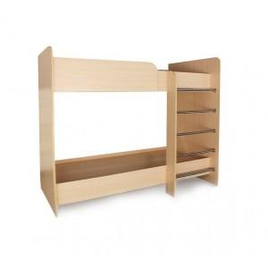 Кровать Двухъярусная №6 Матролюкс