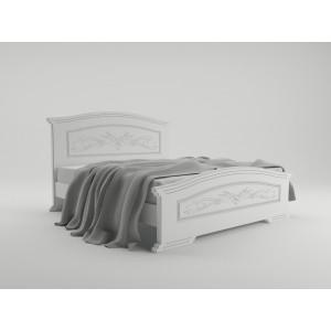 Кровать Инесса, , 5 990 грн., 167, TM NEMAN, Кровати из ДСП и МДФ