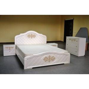 кровать Лючия Неман, , 4 890 грн., 13, TM NEMAN, Кровати с ящиками