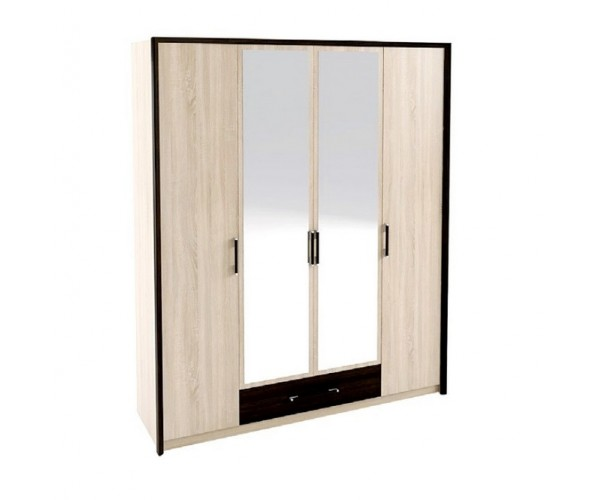 Шкаф Скарлетт 4 Двери